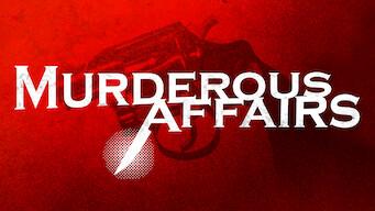 Murderous Affairs (2017)