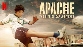 Apache: The Life of Carlos Tevez (2019)