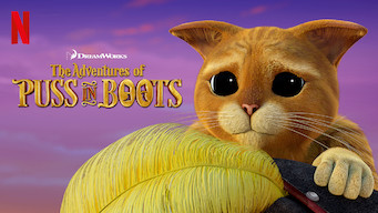 The Adventures of Puss in Boots (2018)