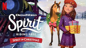 Spirit Riding Free: Spirit of Christmas (2019)