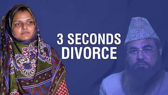 3 Seconds Divorce (2018)