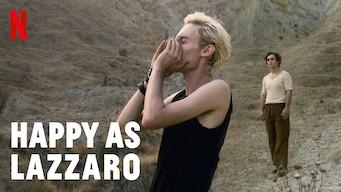 Happy as Lazzaro (2018)