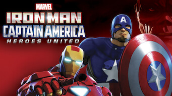 Iron Man & Captain America: Heroes United (2014)