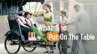 What She Put on the Table (2017)