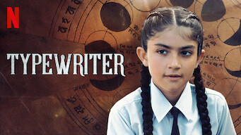 Typewriter (2019)