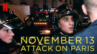 November 13: Attack on Paris (2018)
