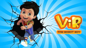 ViR: The Robot Boy (2013)