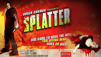 Splatter (2009)
