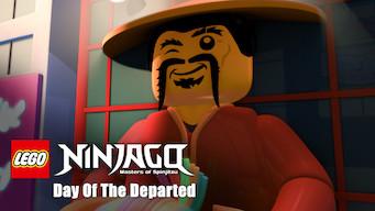 LEGO Ninjago: Masters of Spinjitzu: Day of the Departed (2016)
