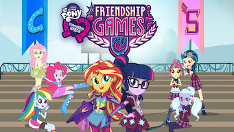 My Little Pony Equestria Girls: Friendship Games (2015)
