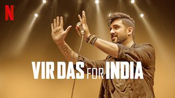 Vir Das: For India (2020)