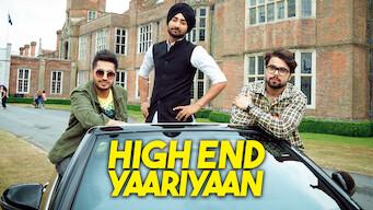 High End Yaariyan (2019)