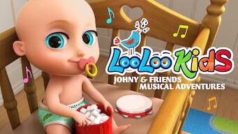 Loo Loo Kids: Johny & Friends Musical Adventures (2016)
