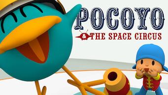 Pocoyo & The Space Circus (2008)