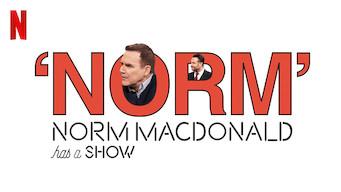 Norm Macdonald Has a Show (2018)