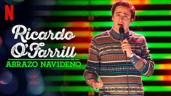 Ricardo O'Farrill: Abrazo navideño (2016)