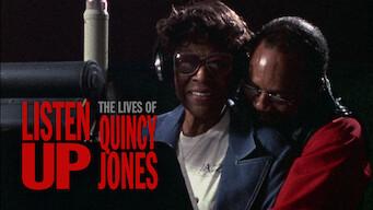 Listen Up! The Lives of Quincy Jones (1990)
