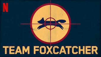 Team Foxcatcher (2016)
