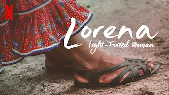 Lorena, Light-Footed Woman (2019)