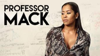 Professor Mack (2018)