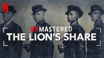 ReMastered: The Lion's Share (2019)