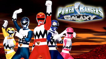 Power Rangers Lost Galaxy (1999)