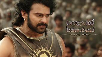 Baahubali: The Beginning (Tamil Version) (2015)