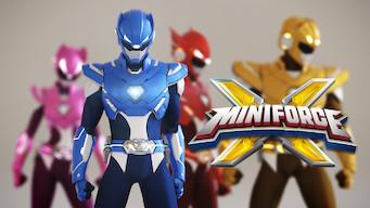 Miniforce X (2018)