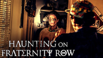 Haunting on Fraternity Row (2018)