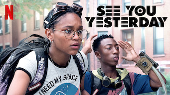 See You Yesterday (2019)
