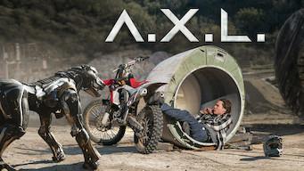 A.X.L. (2018)