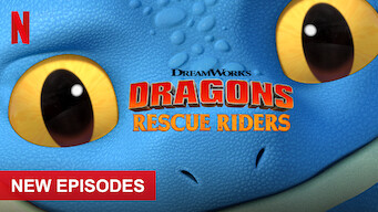 Dragons: Rescue Riders (2020)