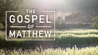 The Gospel of Matthew (2014)