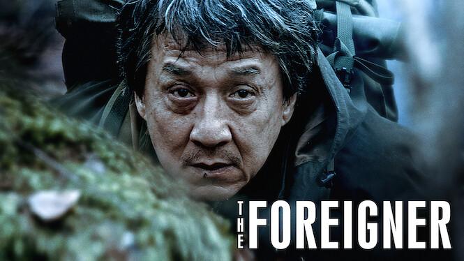 The Foreigner Netflix