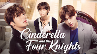 Cinderella and the Four Knights (2016)