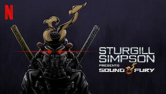 Sturgill Simpson Presents Sound & Fury (2019)