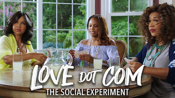 Love Dot Com: The Social Experiment (2019)