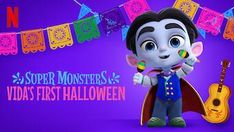 Super Monsters: Vida's First Halloween (2019)
