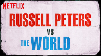 Russell Peters vs. the World (2013)