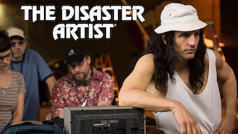 Is The Disaster Artist 2017 On Netflix Usa