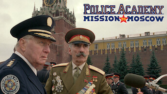 Police Academy 7: Mission to Moscow (1994)