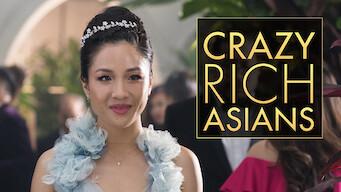 Is Crazy Rich Asians 2018 On Netflix Belgium