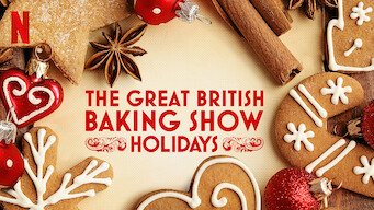 The Great British Baking Show: Holidays (2019)